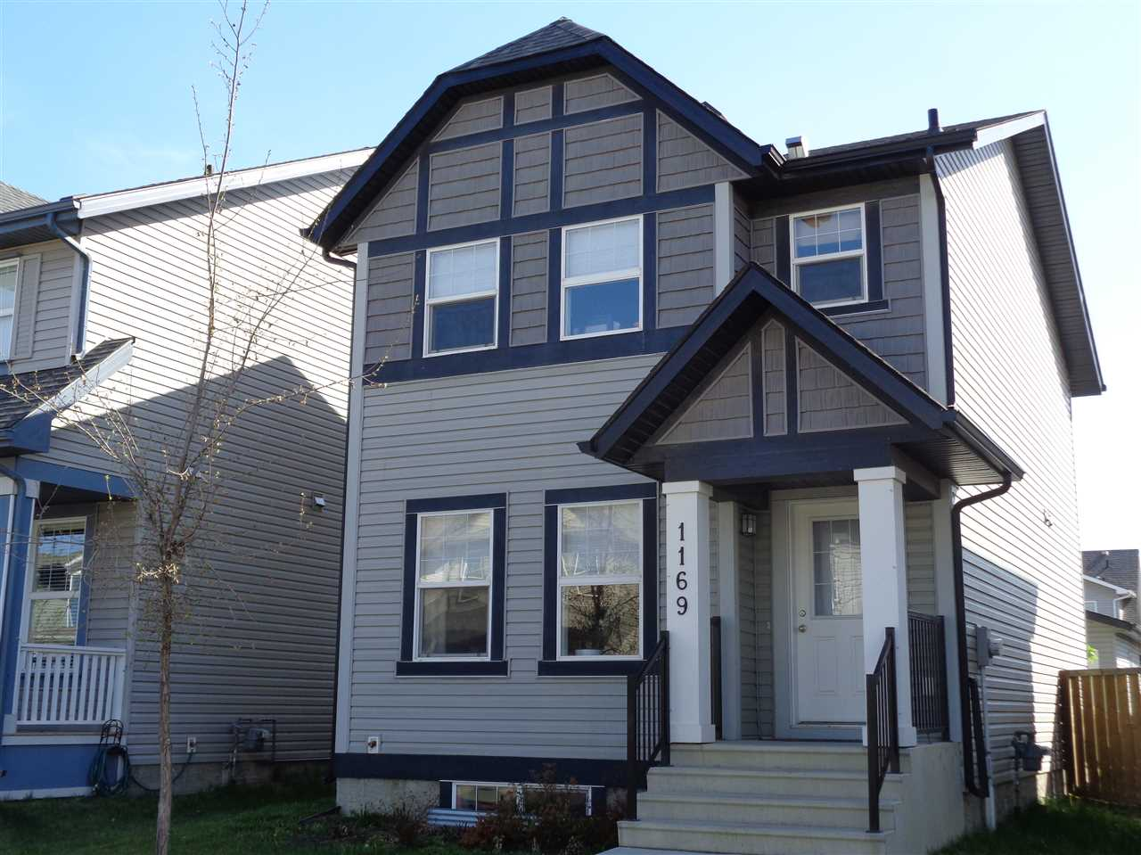 MLS® listing #E4156881 for sale located at 1169 McConachie Boulevard