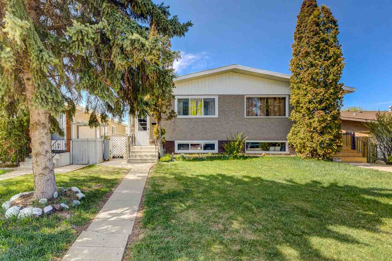 MLS® listing #E4156886 for sale located at 10532 151 Street