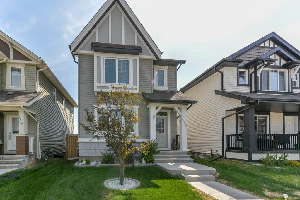 MLS® listing #E4156887 for sale located at 4125 6A Street