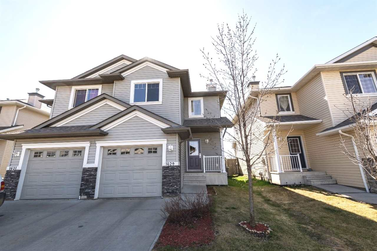 MLS® listing #E4156895 for sale located at 1629 Melrose Place