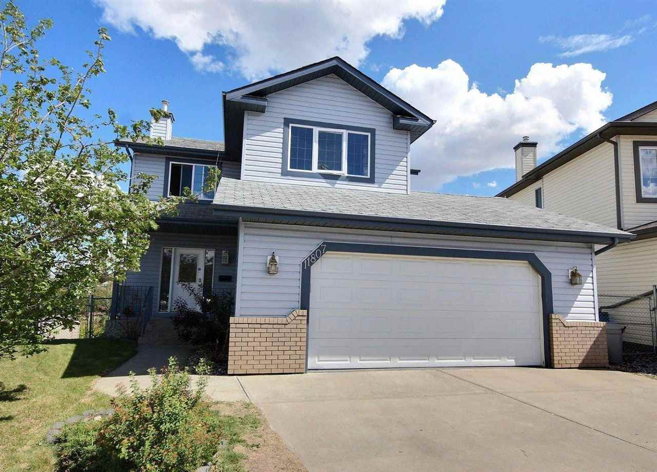 MLS® listing #E4156896 for sale located at 11807 173 Avenue