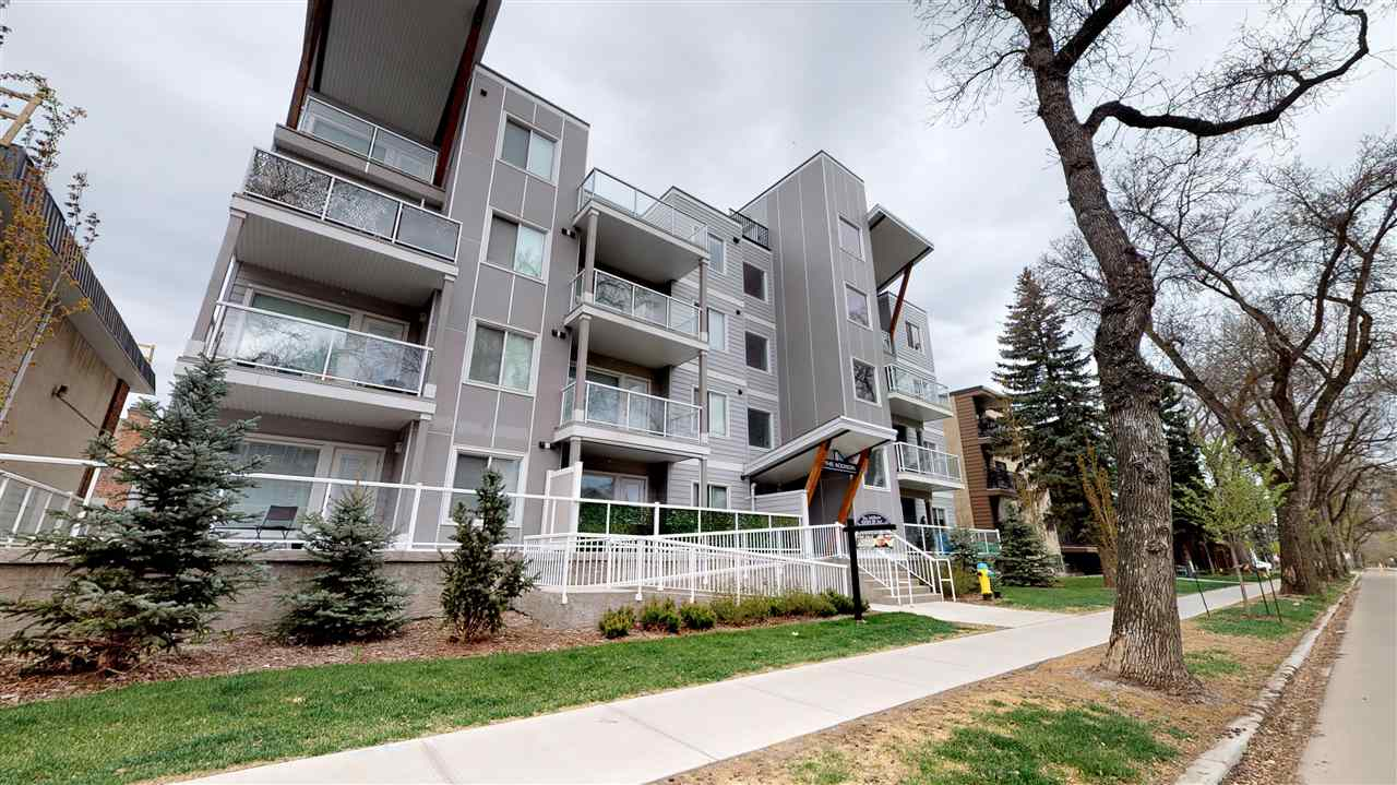 MLS® listing #E4156899 for sale located at #403 10030 83 Avenue