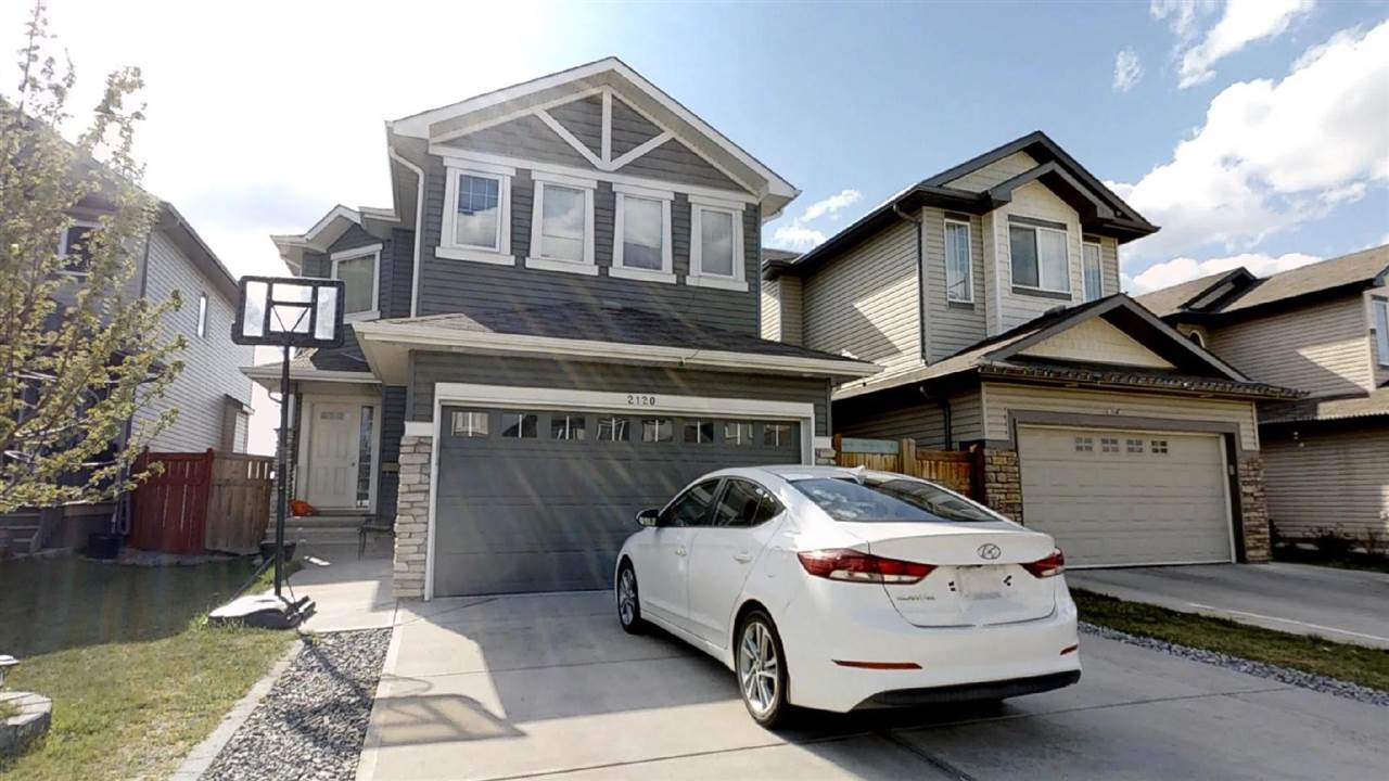 MLS® listing #E4156913 for sale located at 2120 33 B NW