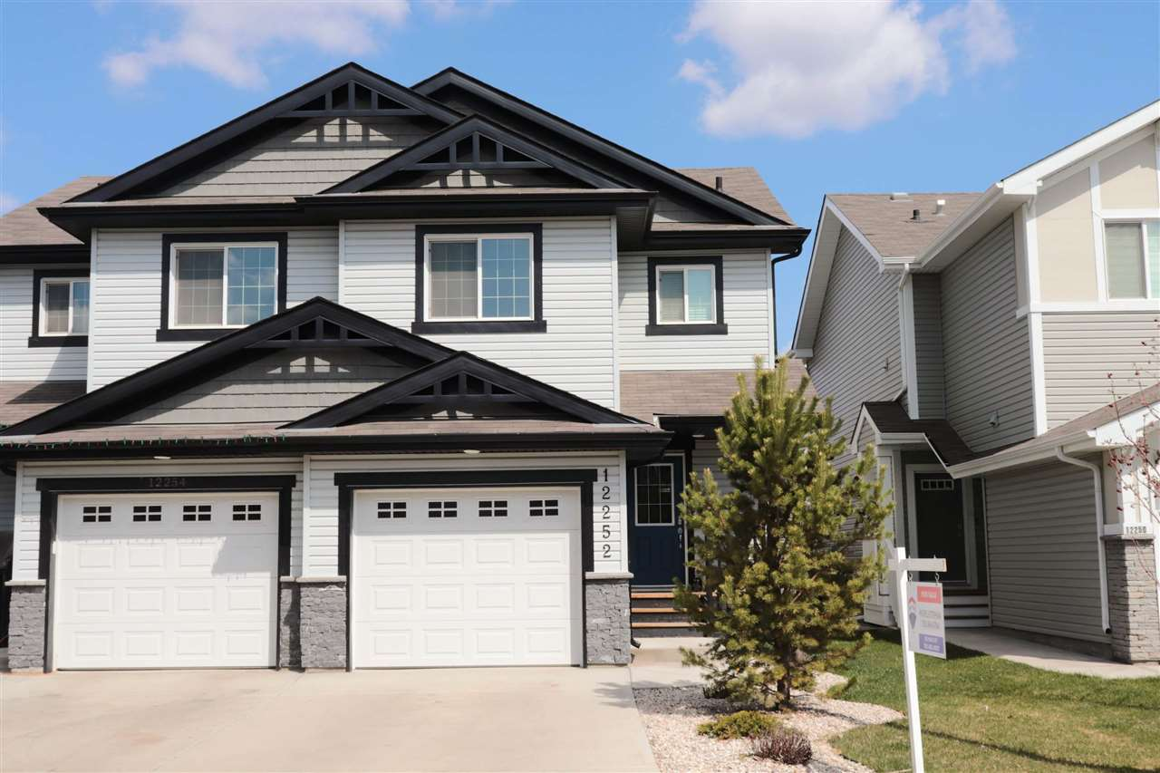 MLS® listing #E4156914 for sale located at 12252 173A Avenue