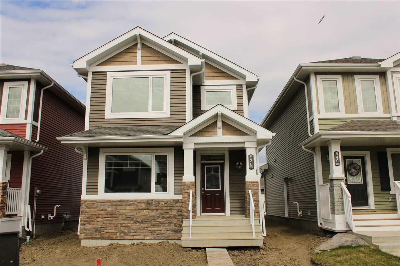 MLS® listing #E4156927 for sale located at 538 EBBERS Way