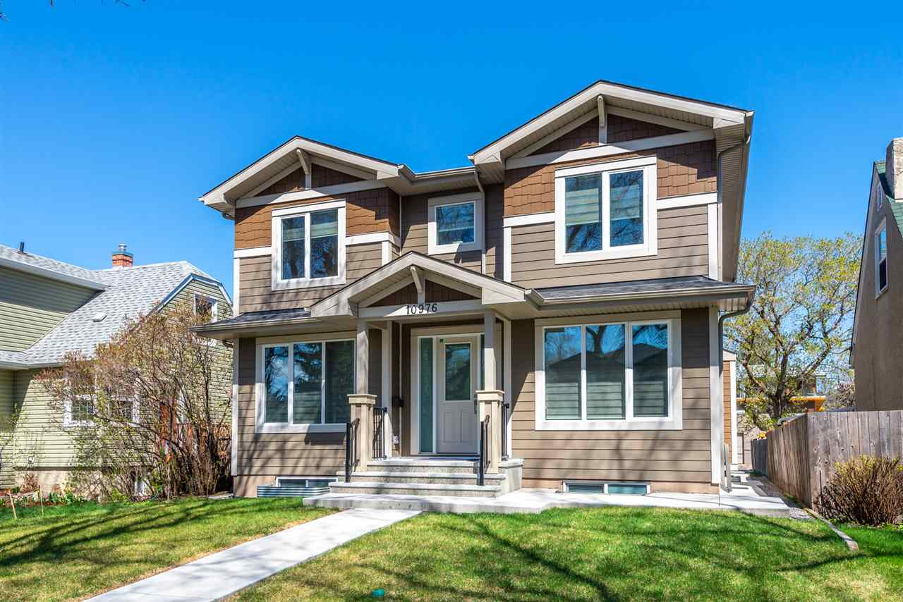 MLS® listing #E4156928 for sale located at 10976 75 Avenue