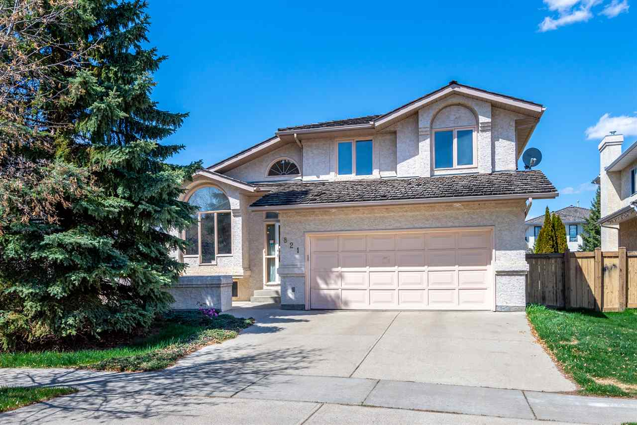 MLS® listing #E4156930 for sale located at 821 BURTON Loop