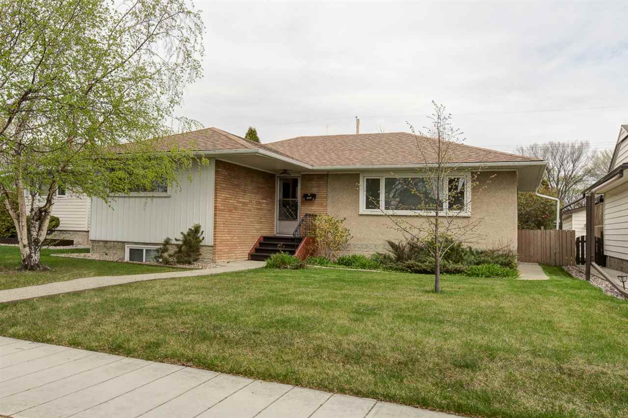 MLS® listing #E4156959 for sale located at 7524 77 Avenue
