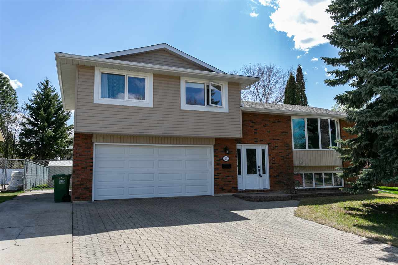 MLS® listing #E4156968 for sale located at 20 ANDREW Crescent