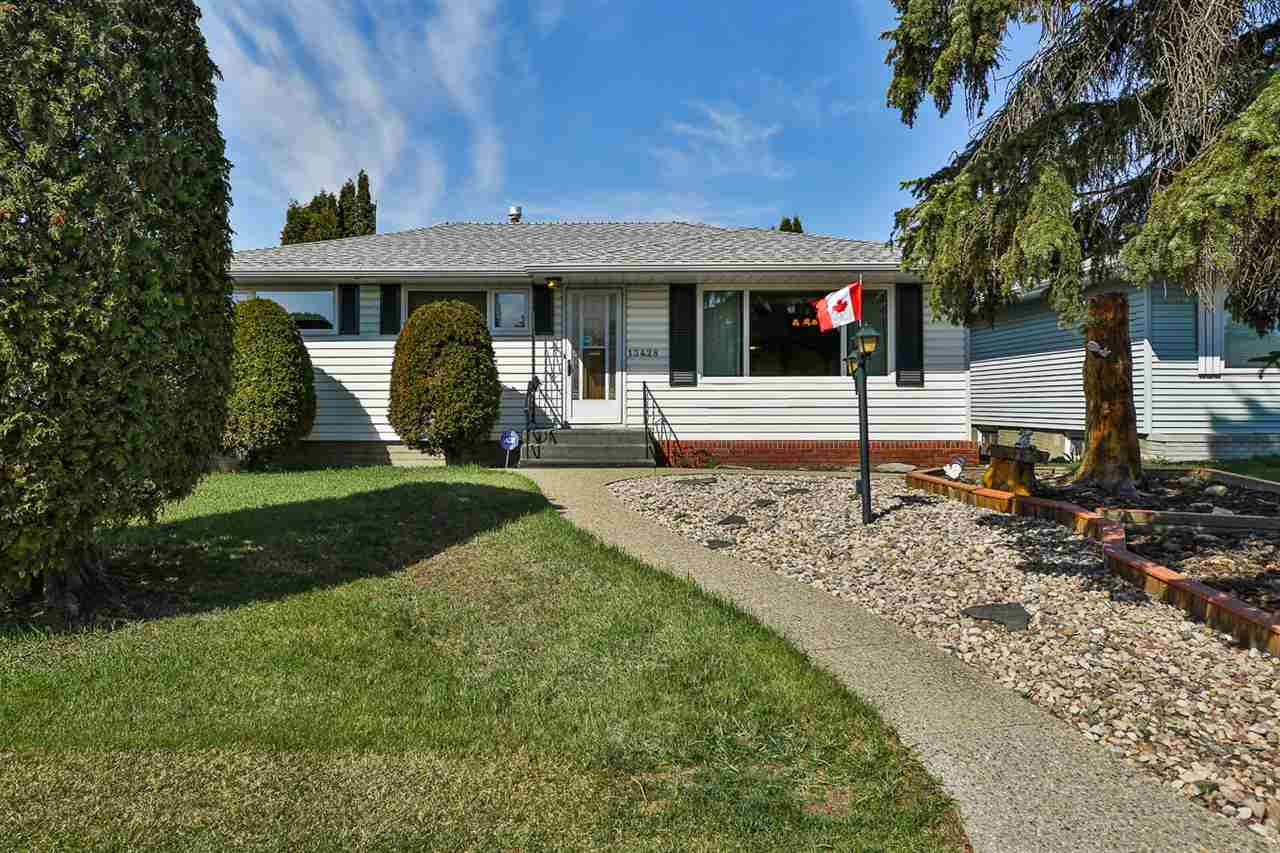 MLS® listing #E4156978 for sale located at 13428 110 Street