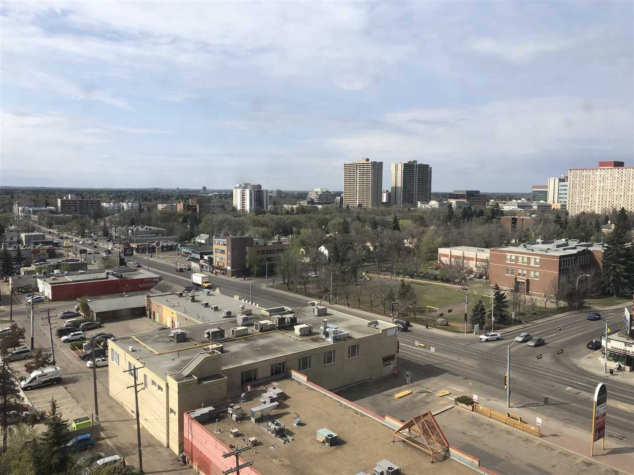 MLS® listing #E4156985 for sale located at 1106 10883 SASKATCHEWAN Drive
