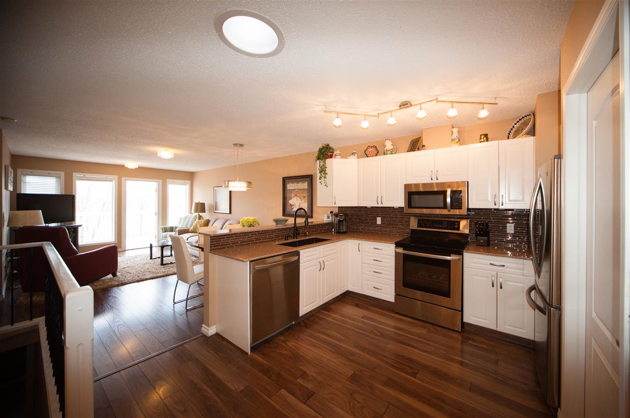 MLS® listing #E4156986 for sale located at 45 14428 MILLER Boulevard