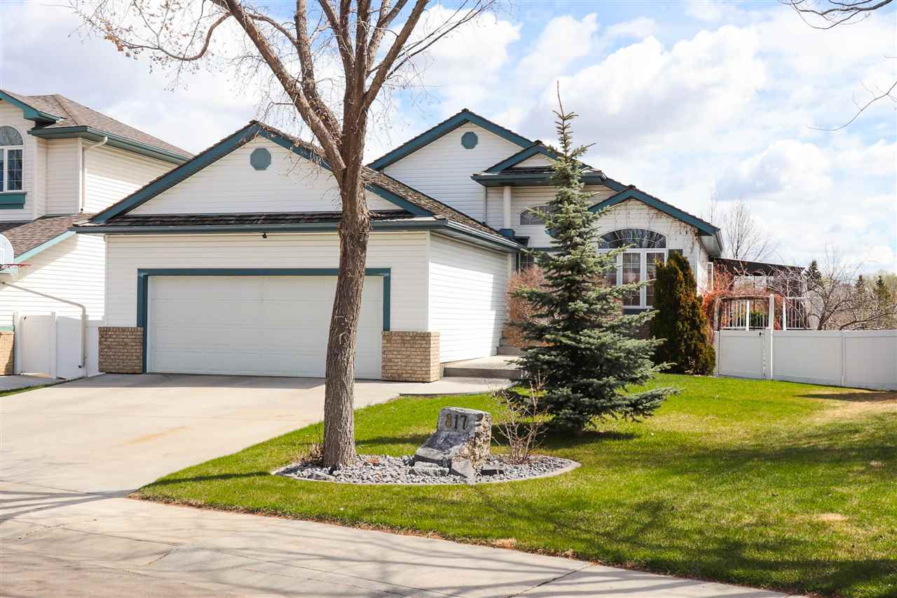 MLS® listing #E4156993 for sale located at 817 ORMSBY Close