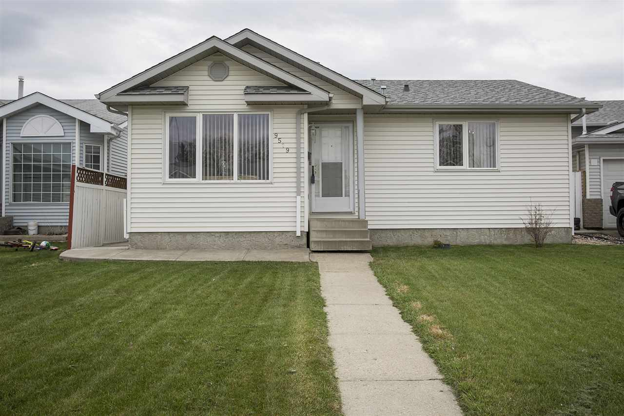 MLS® listing #E4157022 for sale located at 9519 170 Avenue