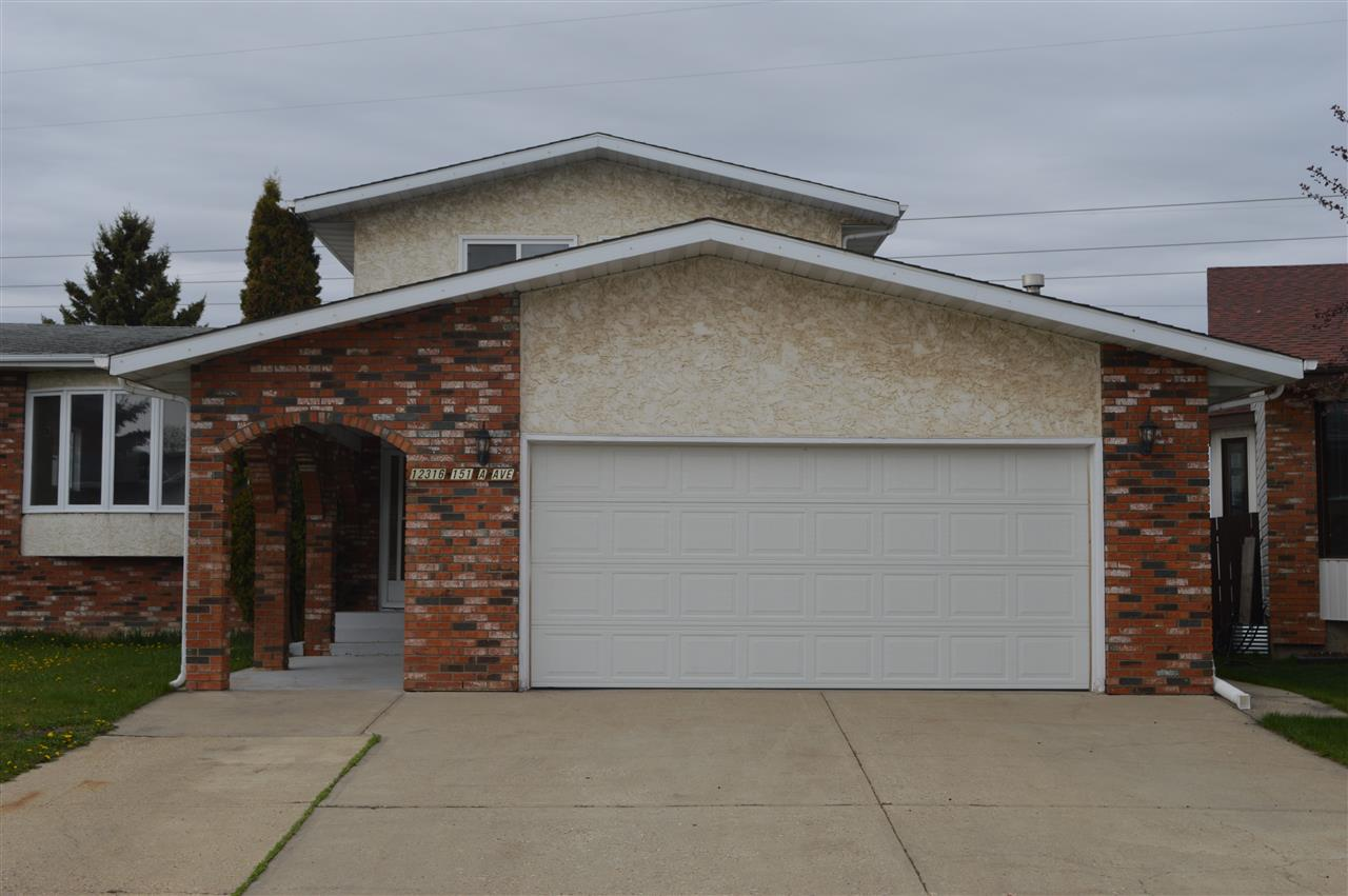 MLS® listing #E4157042 for sale located at 12316 151A Avenue