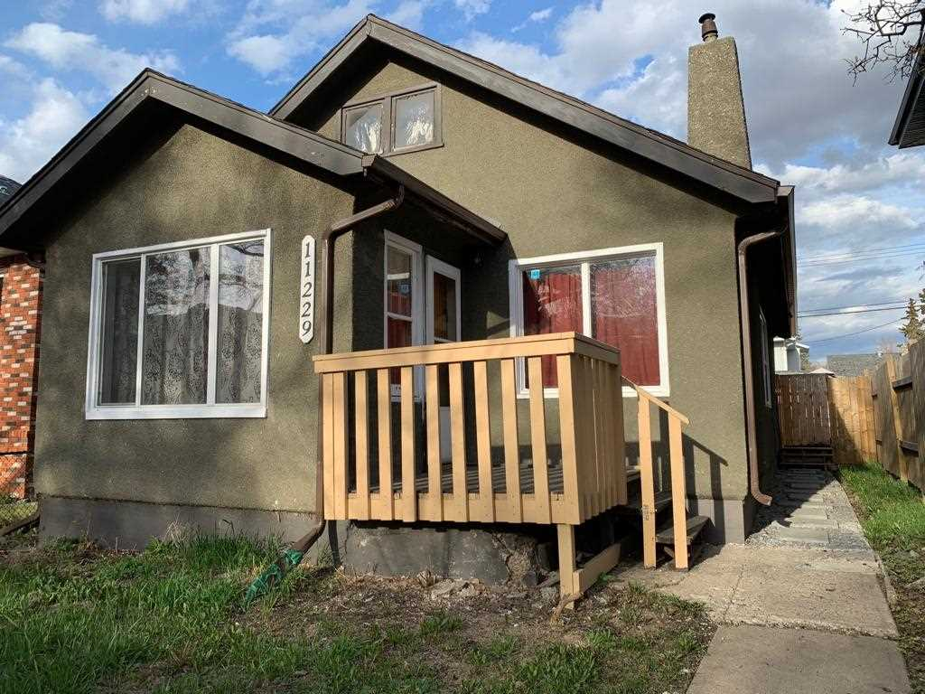 MLS® listing #E4157049 for sale located at 11229 95A Street