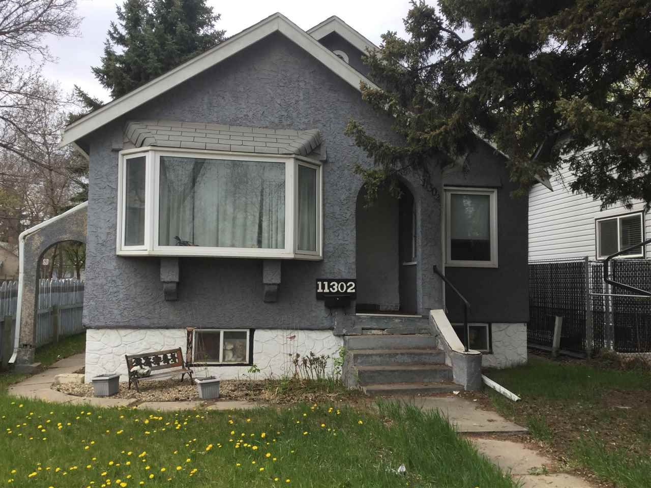 MLS® listing #E4157061 for sale located at 11302 97 Street
