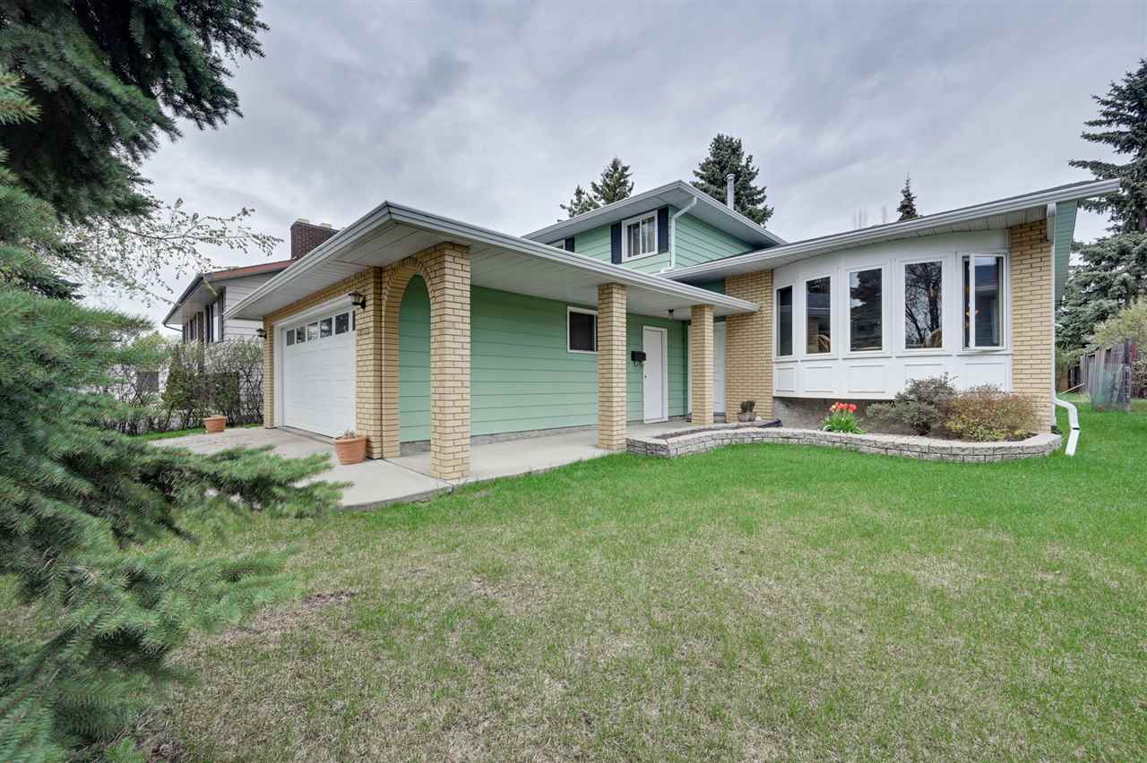 MLS® listing #E4157090 for sale located at 18512 92 Avenue