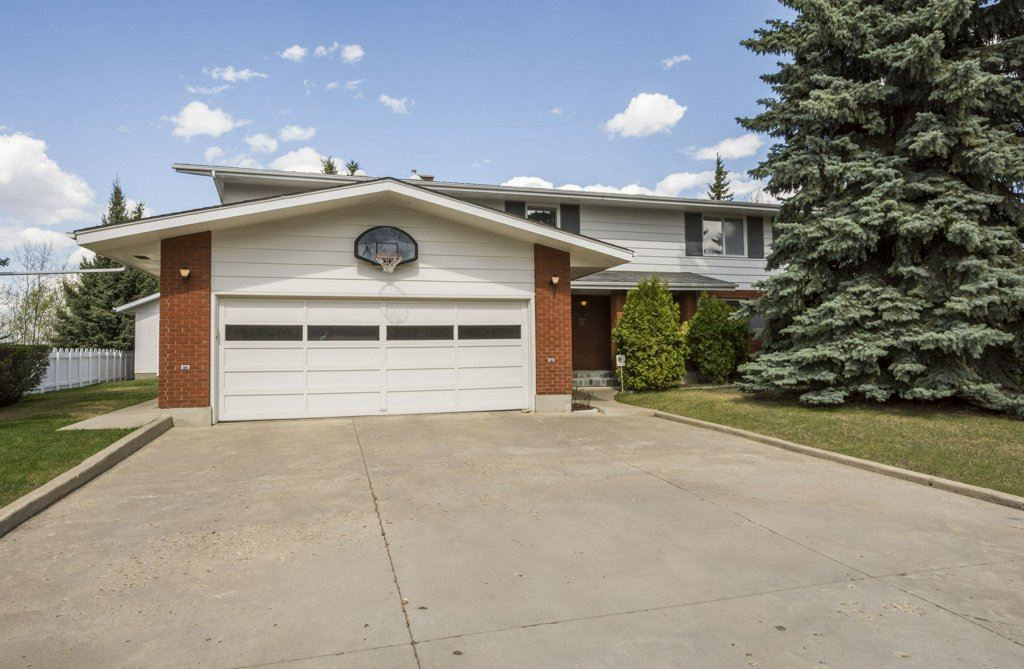 MLS® listing #E4157092 for sale located at 4815 138 Street