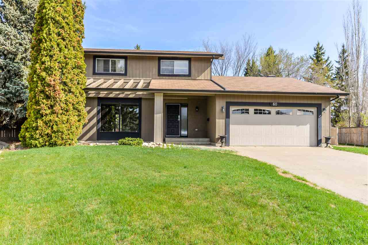 MLS® listing #E4157094 for sale located at 60 WESTRIDGE Road