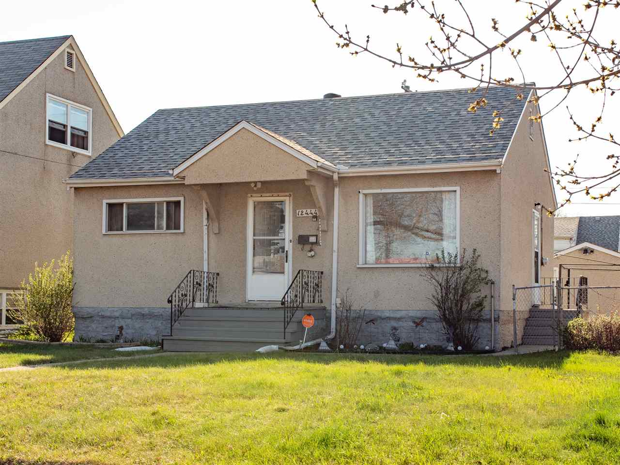 MLS® listing #E4157098 for sale located at 12444 75 Street