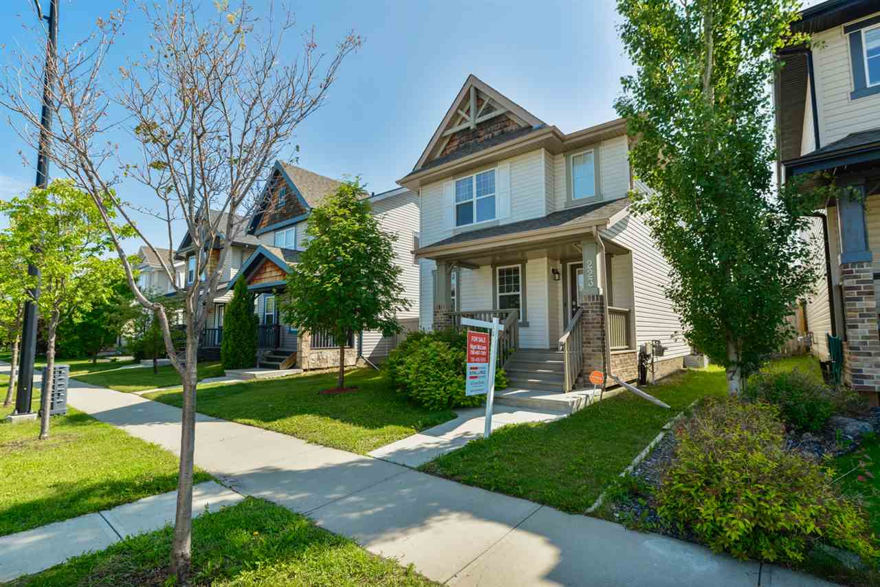 MLS® listing #E4157104 for sale located at 223 60 Street
