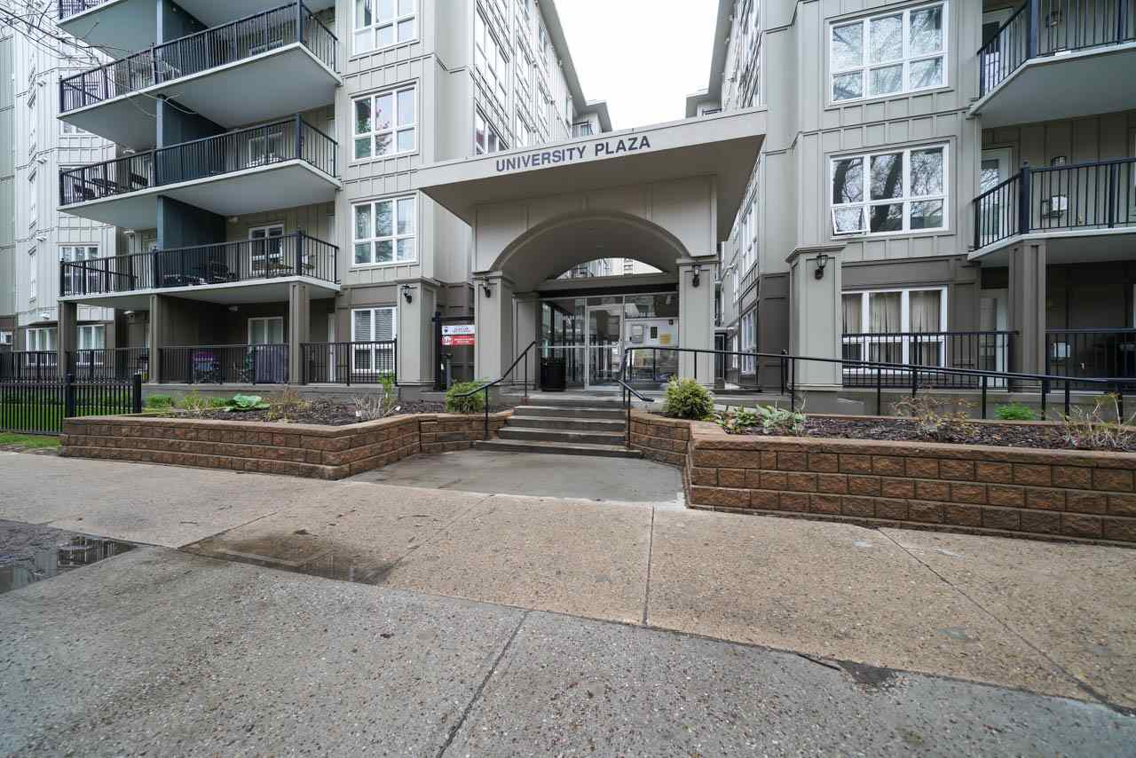 MLS® listing #E4157110 for sale located at 401 11103 84 Avenue
