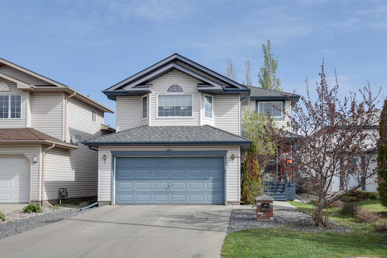 MLS® listing #E4157147 for sale located at 18924 46 Avenue