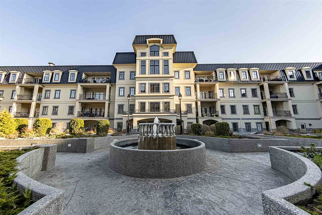 MLS® listing #E4157149 for sale located at 208 1406 HODGSON Way