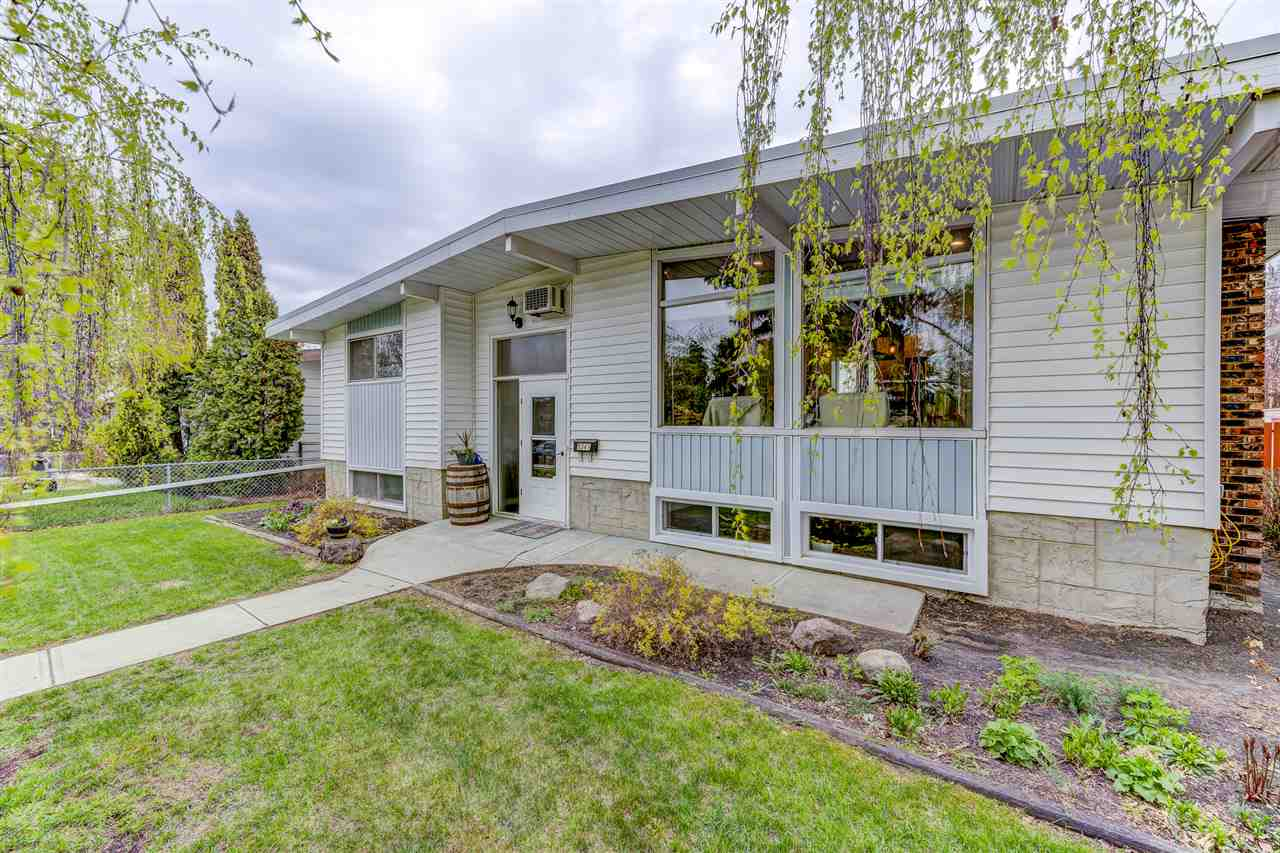 MLS® listing #E4157152 for sale located at 9347 54 Street