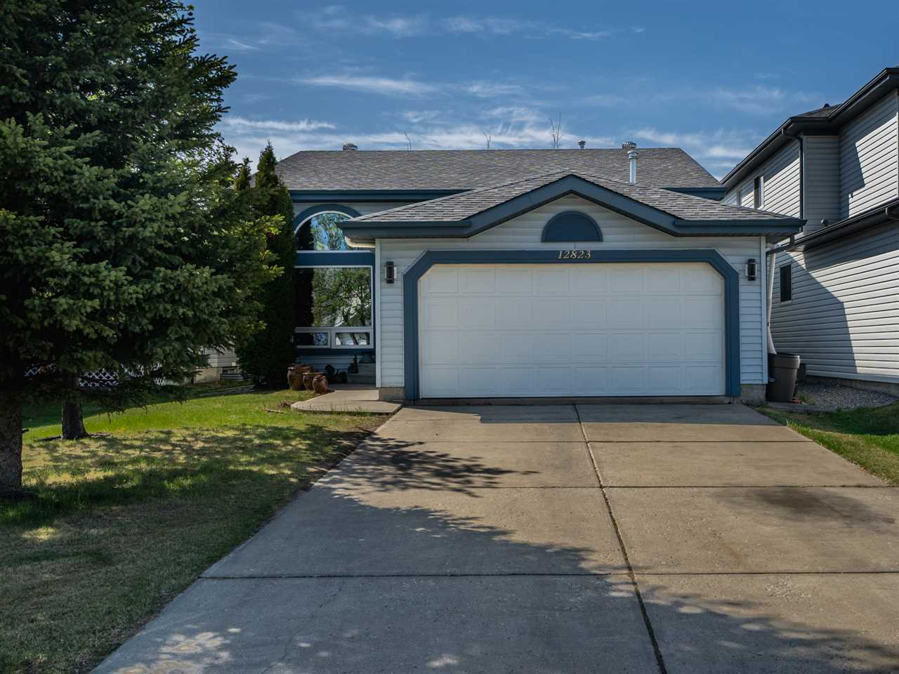 MLS® listing #E4157173 for sale located at 12823 144 Avenue