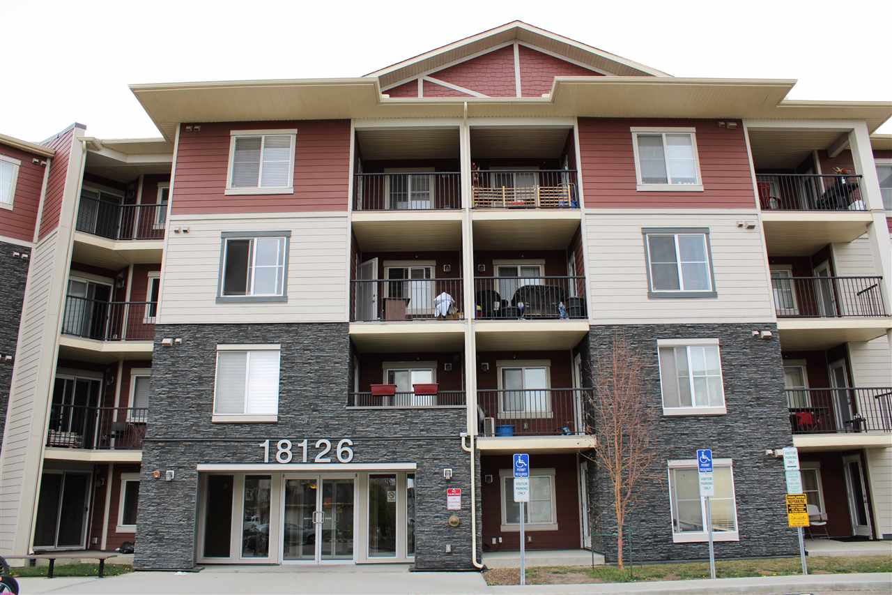 MLS® listing #E4157185 for sale located at 404 18126 77 Street