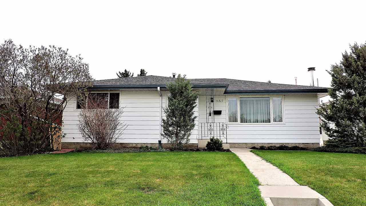 MLS® listing #E4157188 for sale located at 9317 169 Street