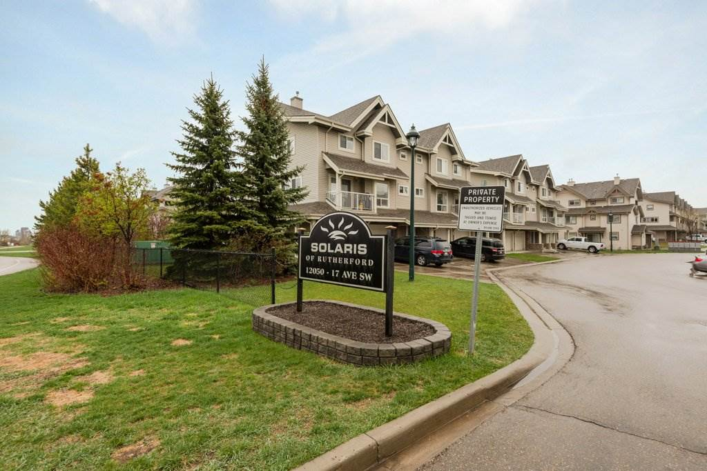 MLS® listing #E4157192 for sale located at 1 12050 17 Avenue SW