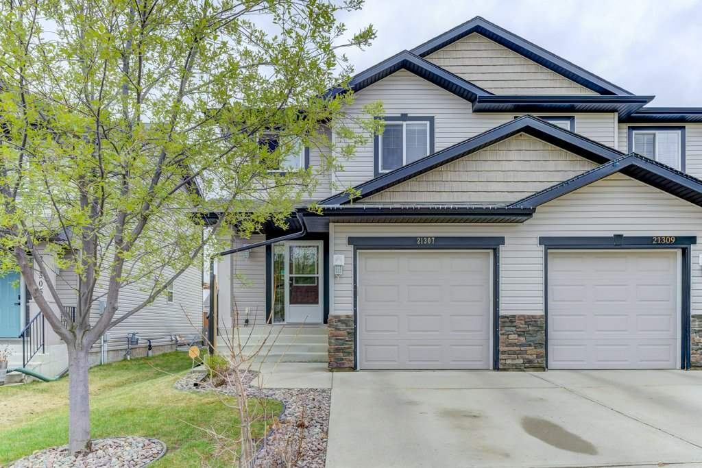 MLS® listing #E4157196 for sale located at 21307 48 Avenue