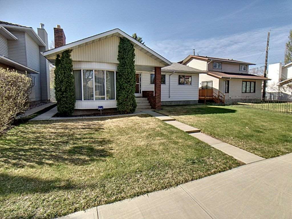 MLS® listing #E4157218 for sale located at 9611 95 Avenue