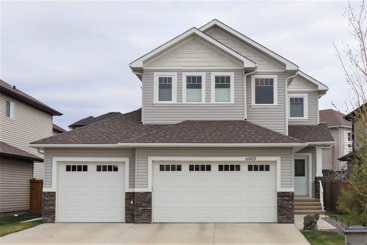 MLS® listing #E4157222 for sale located at 6003 60 Street