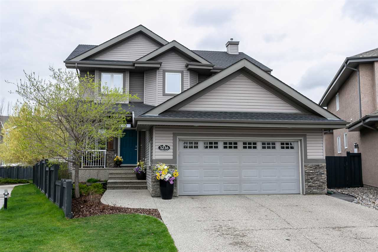 MLS® listing #E4157229 for sale located at 3236 TREDGER Close
