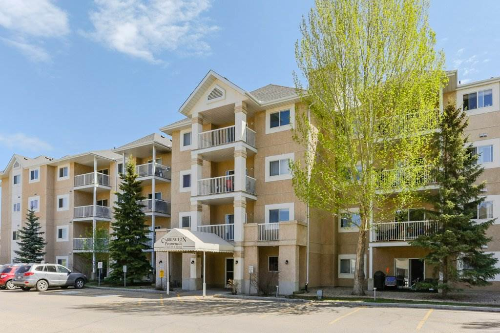 MLS® listing #E4157230 for sale located at 235 17447 98A Avenue