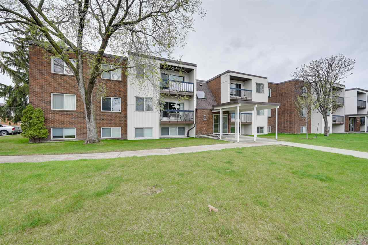 MLS® listing #E4157234 for sale located at 107 11445 41 Avenue