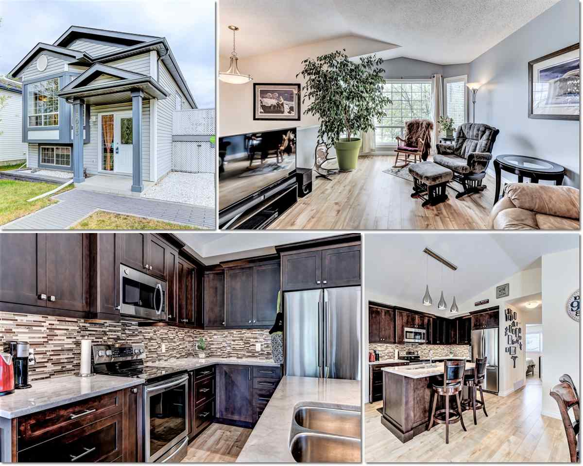 MLS® listing #E4157236 for sale located at 15003 133 Street
