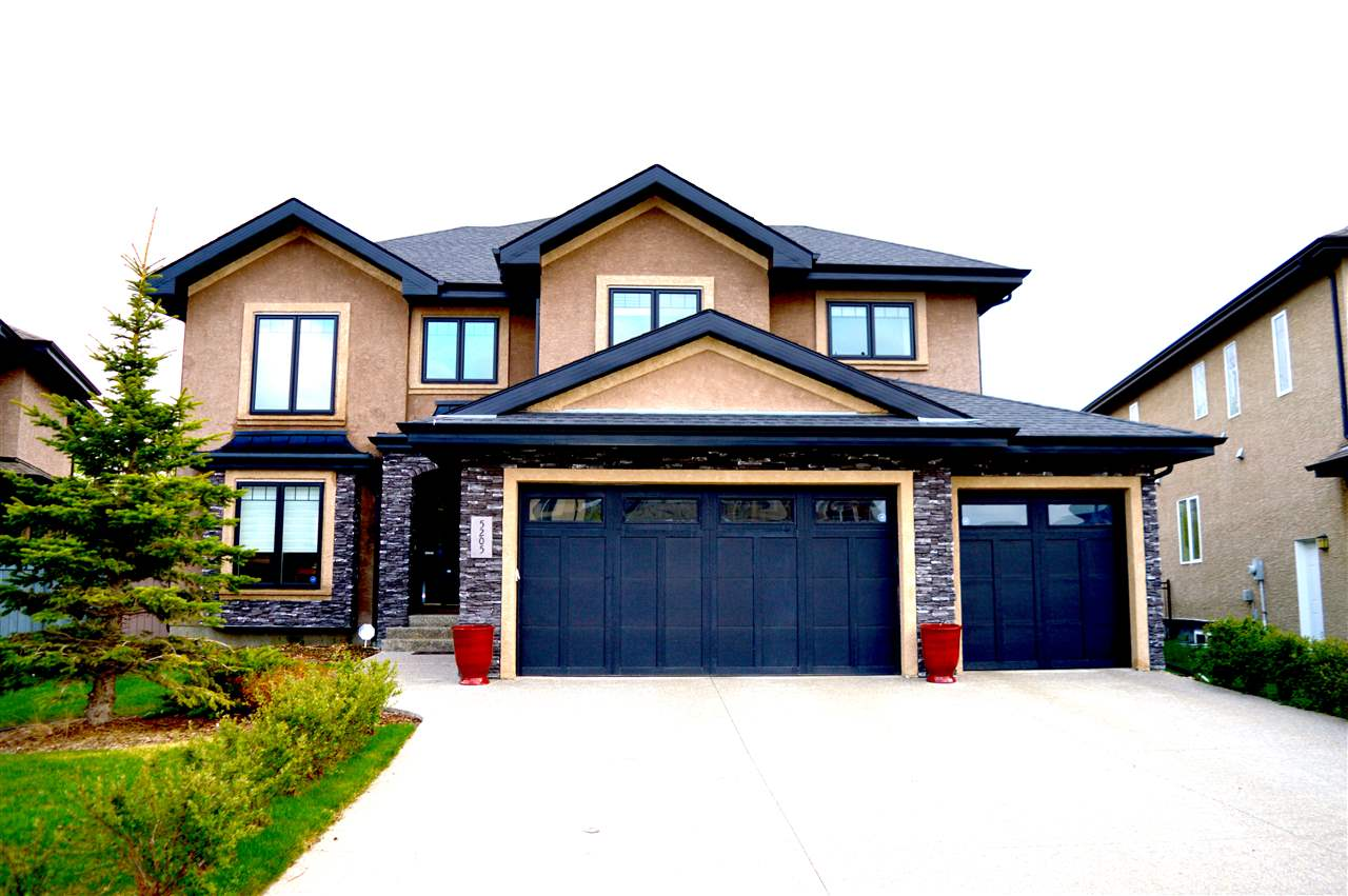 MLS® listing #E4157247 for sale located at 5205 MULLEN Crest