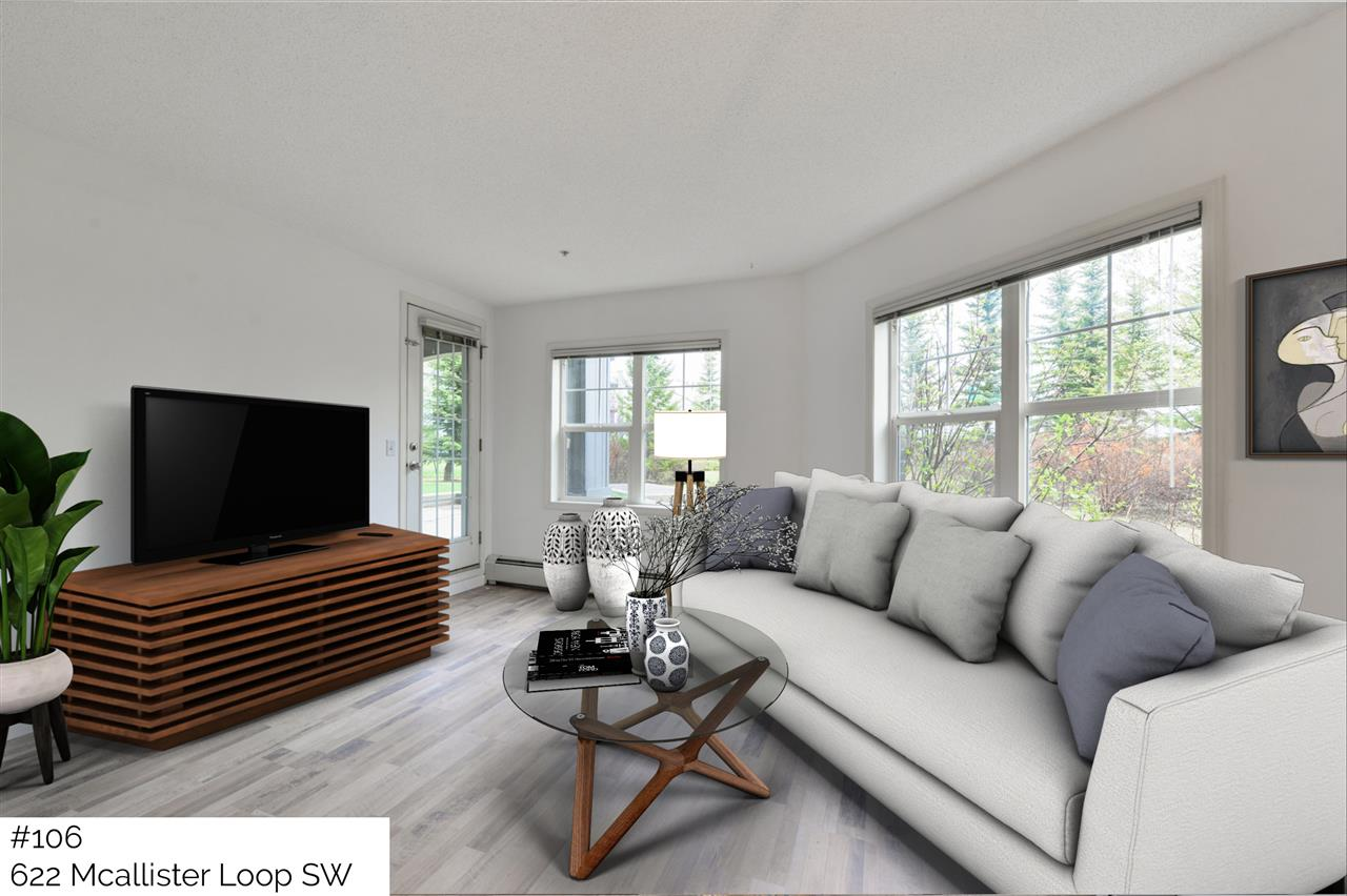 MLS® listing #E4157248 for sale located at 106 622 MCALLISTER Loop