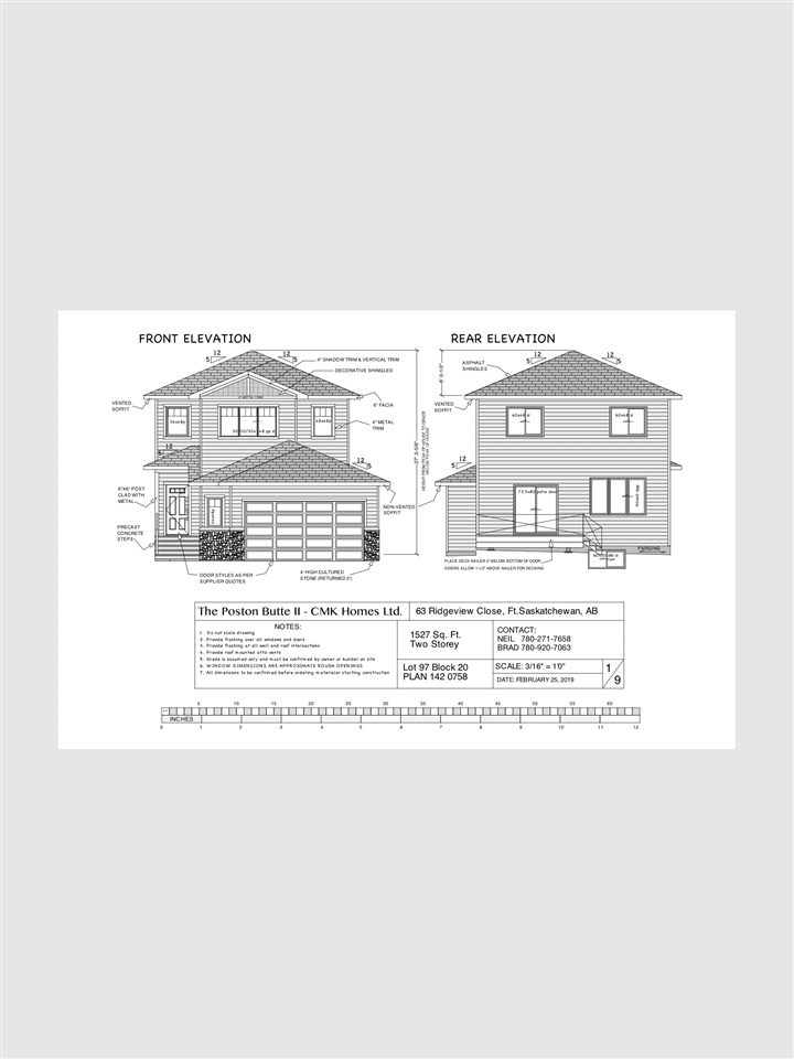 MLS® listing #E4157249 for sale located at 63 RIDGEVIEW Close