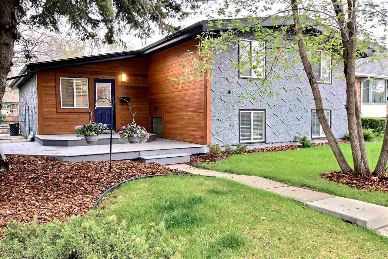 MLS® listing #E4157251 for sale located at 11903 139 Street