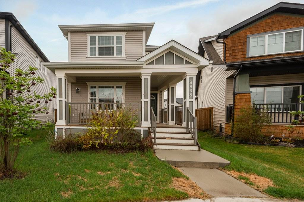 MLS® listing #E4157264 for sale located at 9868 220 Street