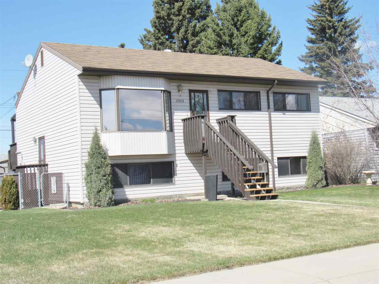 MLS® listing #E4157271 for sale located at 12812 134 Street