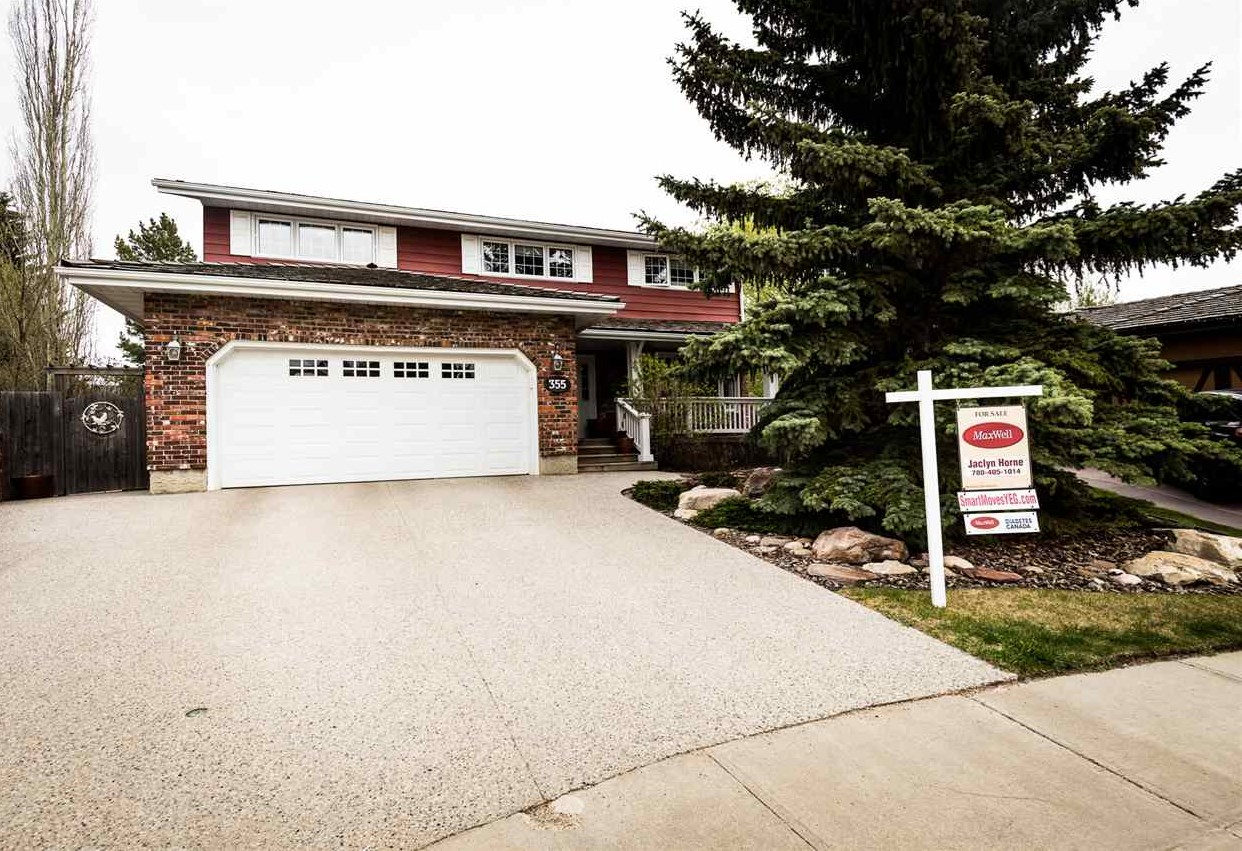 MLS® listing #E4157280 for sale located at 355 LESSARD Drive