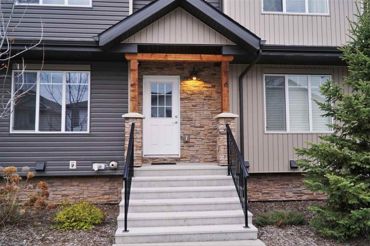 MLS® listing #E4157289 for sale located at 6 9515 160 Avenue