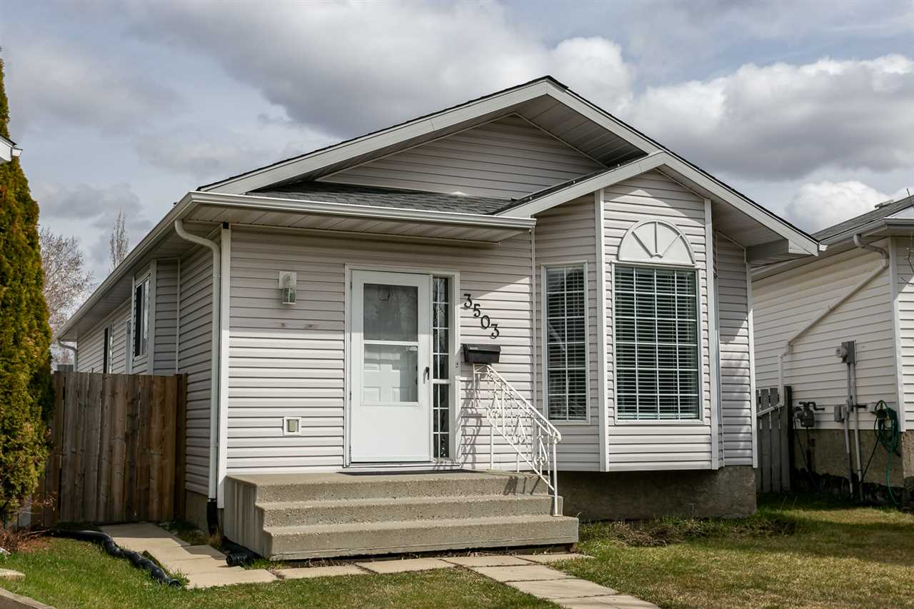 MLS® listing #E4157299 for sale located at 3503 44A Avenue